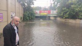 Турция, дожди, наводнение,