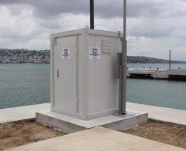 Турция, система предупреждения цунами,