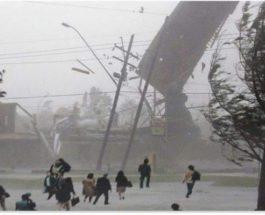 Тыва, Тува, ураган,
