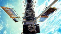 Телескоп Хаббл внезапно сломался. Проблема засекречена.