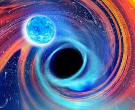 Черная дыра, нейтронная звезда,