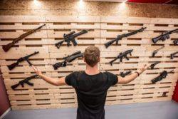 В Чехии разрешено использование оружия