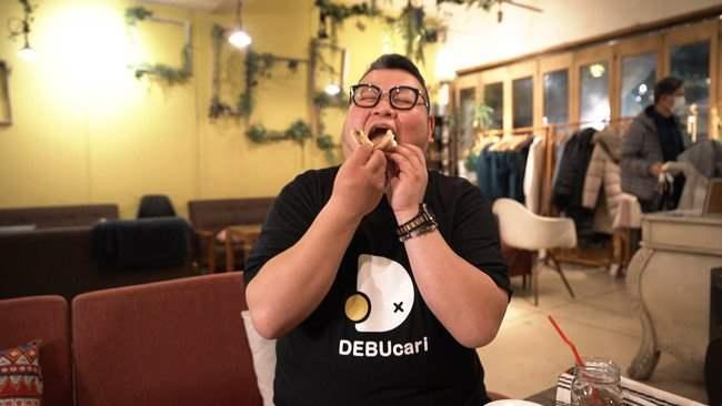 Япония, Дебукари, аренда толстых, толстые,