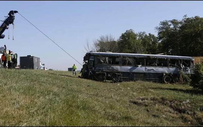 авария, автобус, Перу,