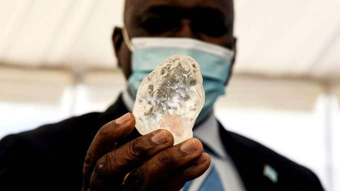 алмаз, Ботсвана, Debswana,