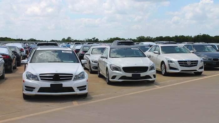 аукцион, США, автомобили,