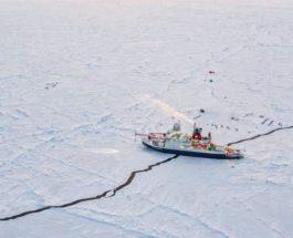 глобальное потепление, Арктика,