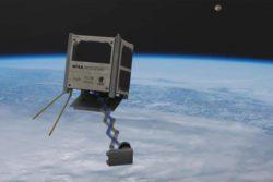 В этом году запустят первый деревянный спутник