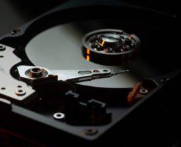 жесткие диски,