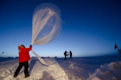 Озон загрязняет Антарктиду 25 лет