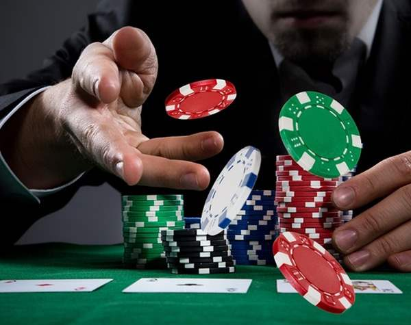 покер, азарт,