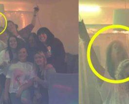призрак, фото, друзья, привидение,