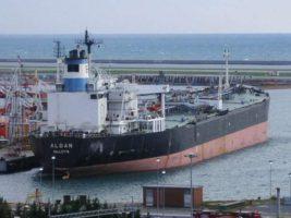 разлив нефти, Испания, танкер, Канарские острова, Алдан,