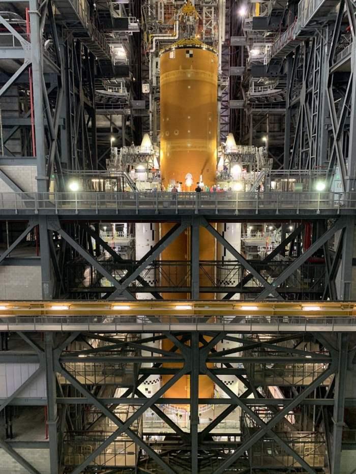 ракета, НАСА, SLS,