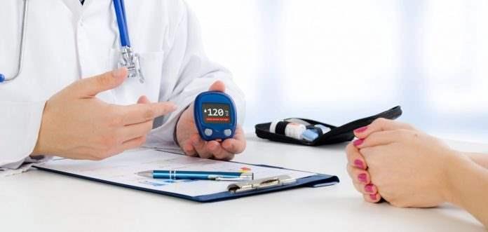 сахарный диабет, симптомы, лечение,