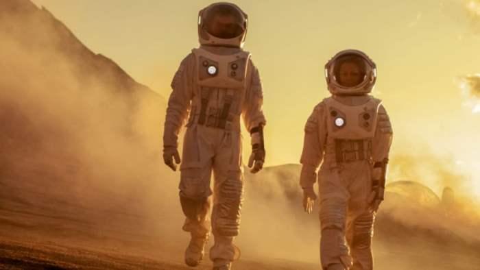 ученые, Марс, потомство, без секса,