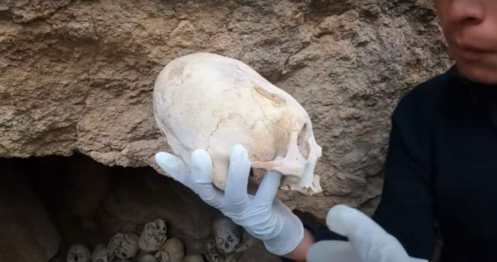 черепа, Перу, пришельцы,