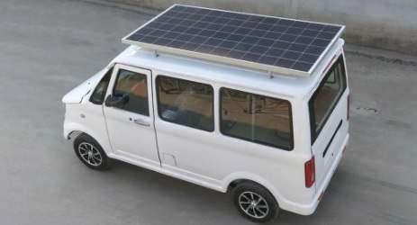 электромобиль, Китай, минивэн,