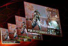 AMD FidelityFX Super Resolution , AMD, видеокарты, игры,