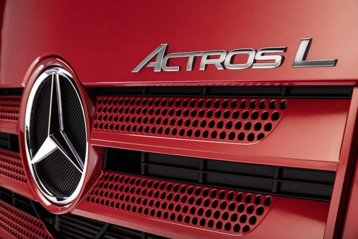Actros L, Mercedes-Benz,