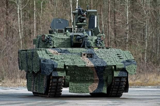 Ajax, танки, Великобритания, испытания,