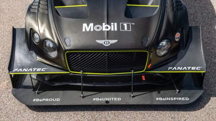 Bentley ontinental GT3, Pikes Peak,