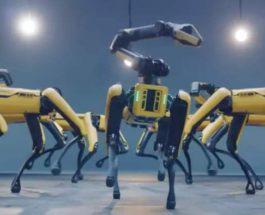 Boston Dynamics, Robot Spot, BTS ,