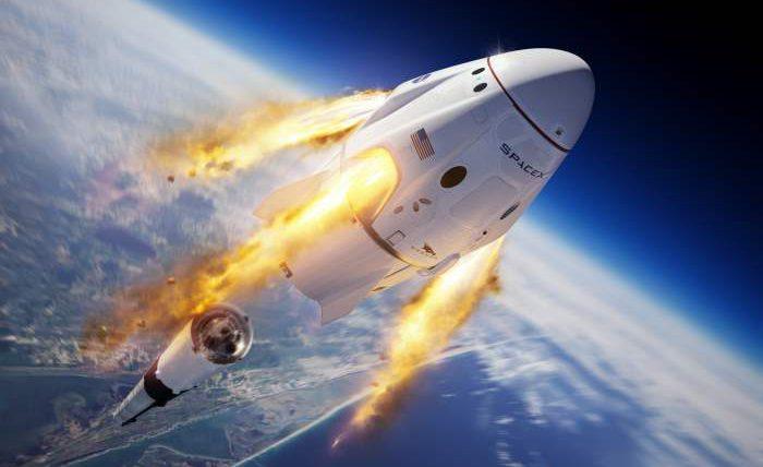 Dragon, SpaceX, МКС,