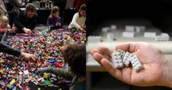 150 инженерам потребовалось 6 лет, чтобы найти новый рецепт переработанного пластика для кубиков LEGO