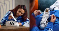 Adidas Superstar от LEGO перенесет вашу любовь к кроссовкам в новое измерение