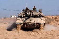 Merkava Mk IV — лучший бронированный танк в мире с необычной конструкцией