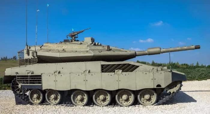 Merkava Mk IV, танк, Израиль,