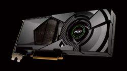 MSI представляет свой первый графический процессор Nvidia CMP 50HX для майнинга