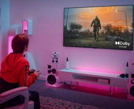 OLED, LG , Dolby Vision, 4K 120 Гц,