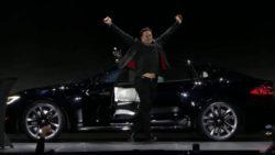 Представлена Tesla Model S Plaid — 1020 л.с. и 2,1 с до 100 км / ч!