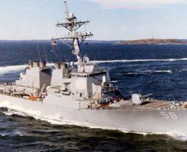 USS Laboon, Черное море, корабль, США,