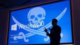 Windows, арест, Испания, Пиратская версия, штраф,