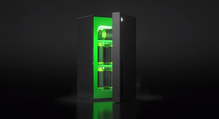 Xbox, холодильник,Microsoft,