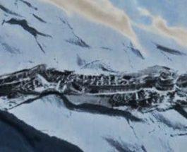 Антарктида, аномалия, ледники, таяние,
