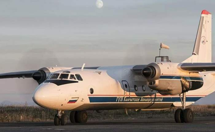 Ан-26, самолет, Палана, пропажа самолета, Петропавловск-Камчатский,