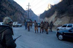 Снова вооруженные столкновения на армяно-азербайджанской границе