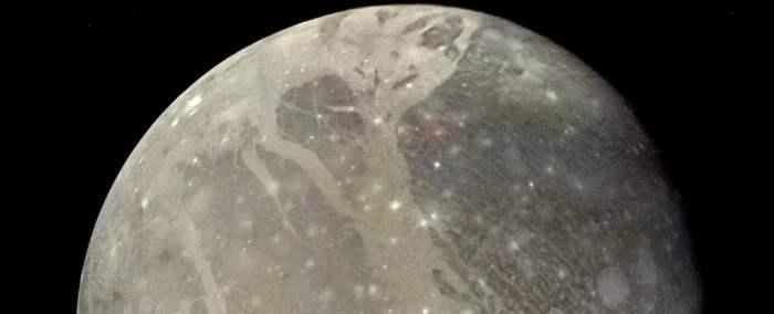 Астрономы, Ганимед, пар, Юпитер, луна,