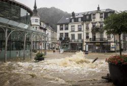 Новые наводнения обрушились на Бельгию