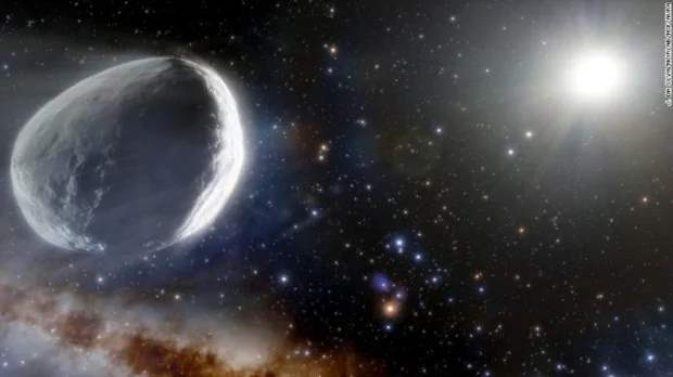 Бернардинелли-Бернштейна, комета, телескоп,
