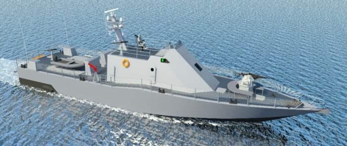 ВМС, Израиль, Shaldag MK V,