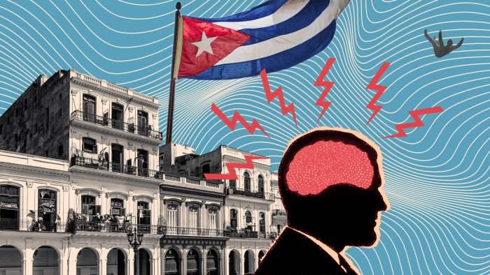 Гаванский синдром, дипломаты, Вена,
