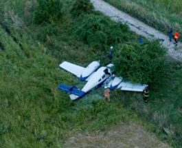Германия, авиакатастрофа,