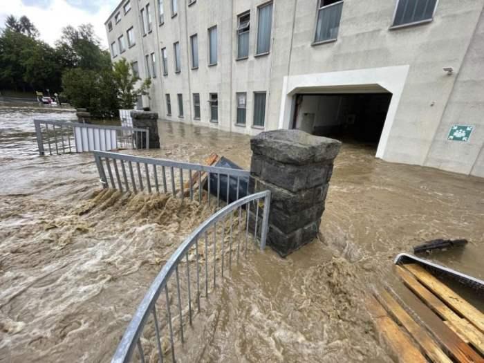 Германия, дожди, наводнения,