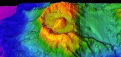 Обнаружен глубоководный вулкан «Глаз Саурона»