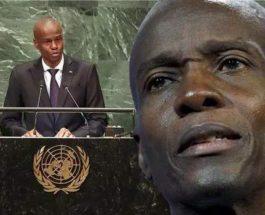 Джовенел Моис, Гаити, президент, убийство,